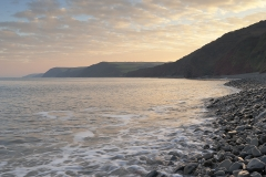 Peppercombe Beach, Devon