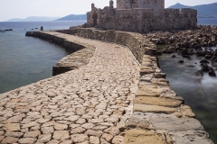 Methoni Castle Bourtzi